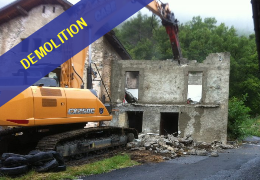 cover demolition